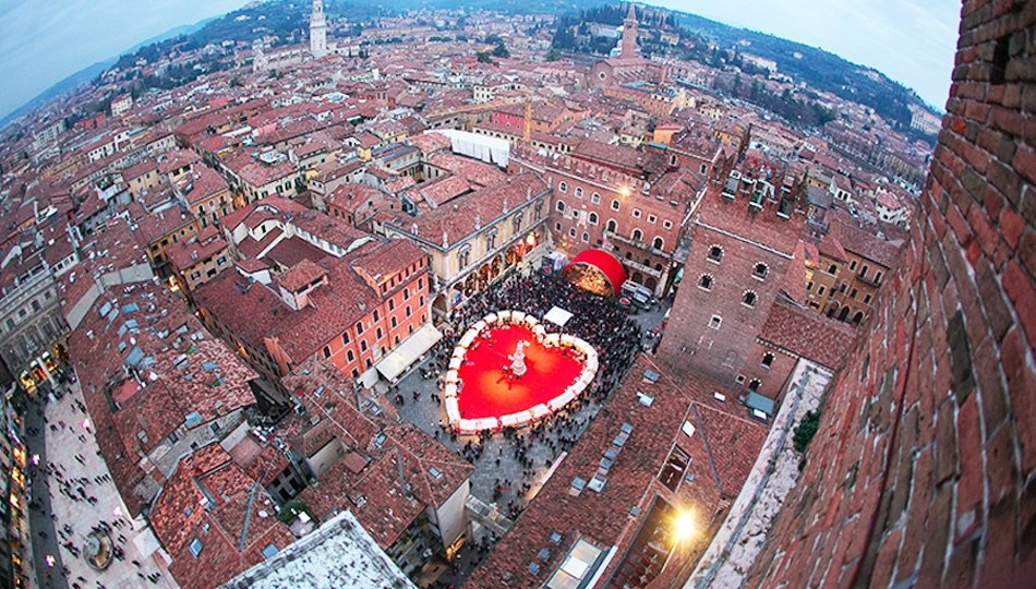 valentines day in verona