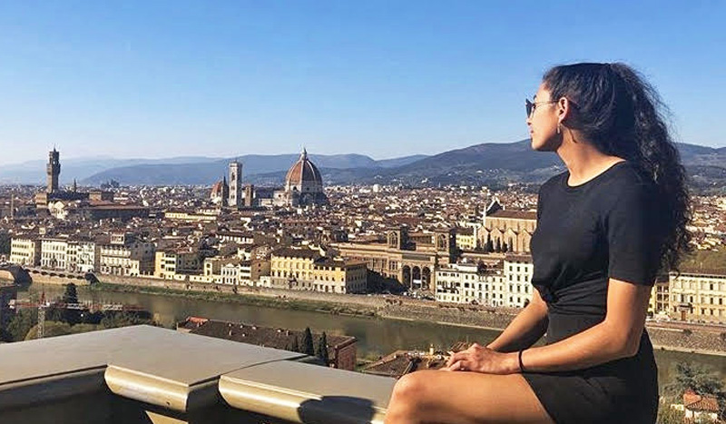 Jessica-in-Florence