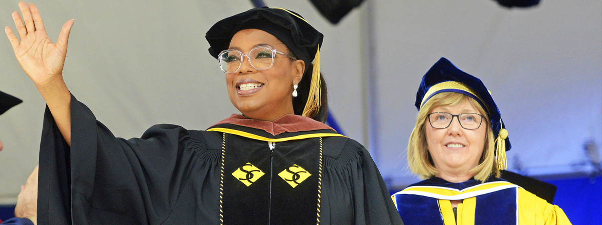 Oprah-Winfrey-at-Graduation