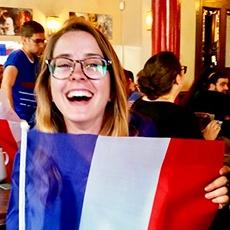 paris intern abroad